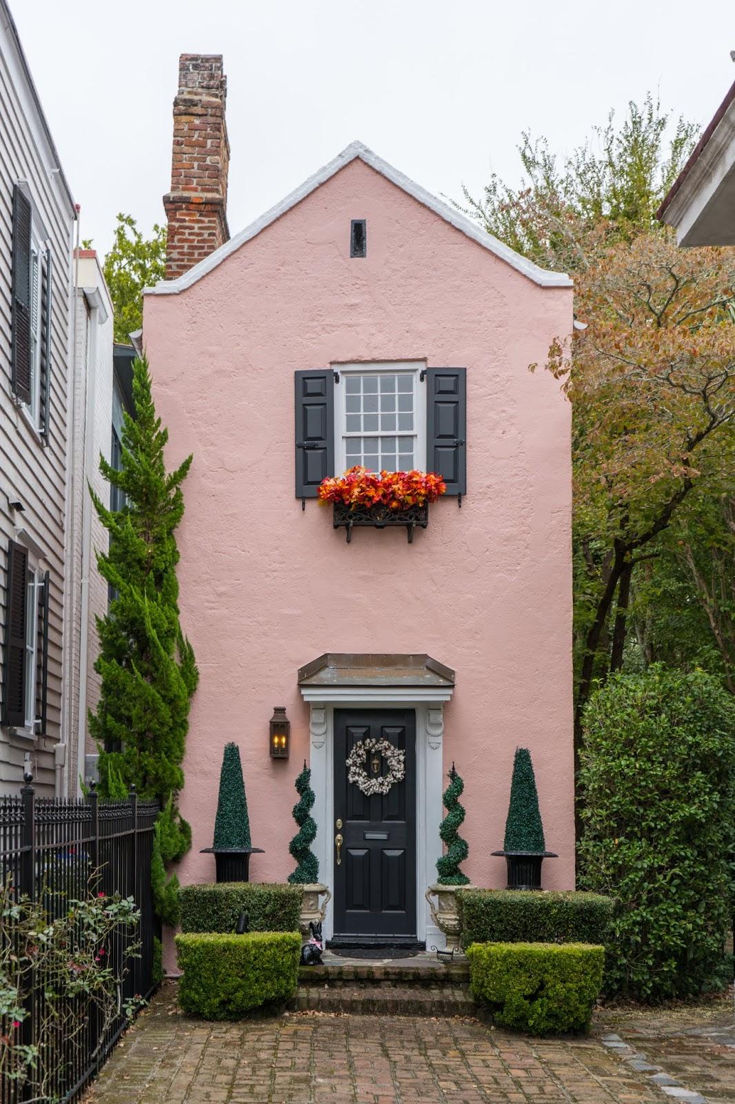 Charleston Daily Photo Teeny Tiny Houses Of Charleston