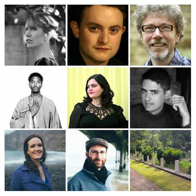The Gardeners: Flora McIntosh, William Vann, Robert Hugill, Peter Brathwaite, Georgia Mae Bishop, Magid El-Bushra, Joanna Wyld, Julian Debreuil