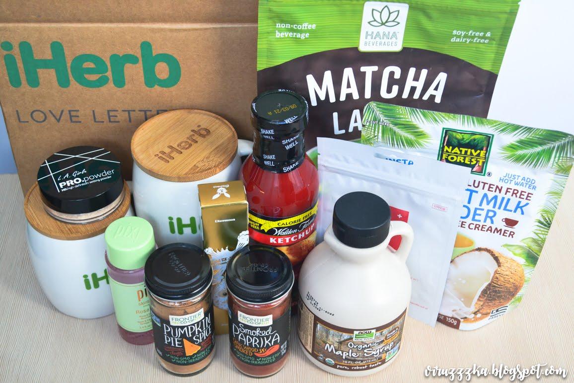 iHerb Haul | What I Bought on iHerb-5-2
