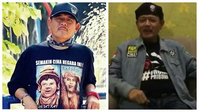 Ki Gendeng Pamungkas Ditangkap Polisi Karena Kaos Yang dipakainya di Youtube