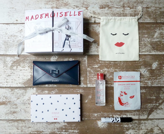 My Little Mademoiselle Box - Septembre 2016