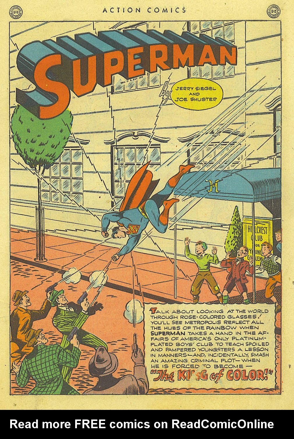 Read online Action Comics (1938) comic -  Issue #89 - 3