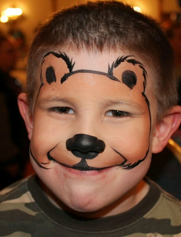 37 Children\'s Cute Halloween Makeup Ideas - Glowlicious.Me ...