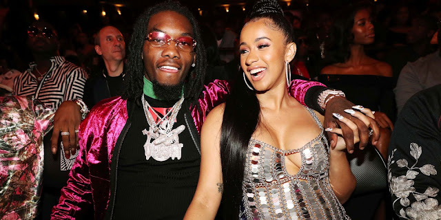 Cardi B warns Offset not to cheat again (video)