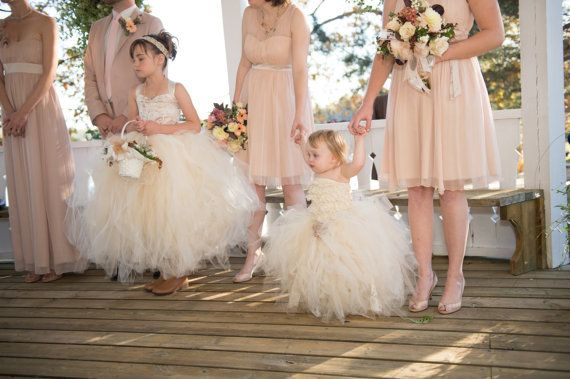 Most Cutest Flower Dresses Tutu