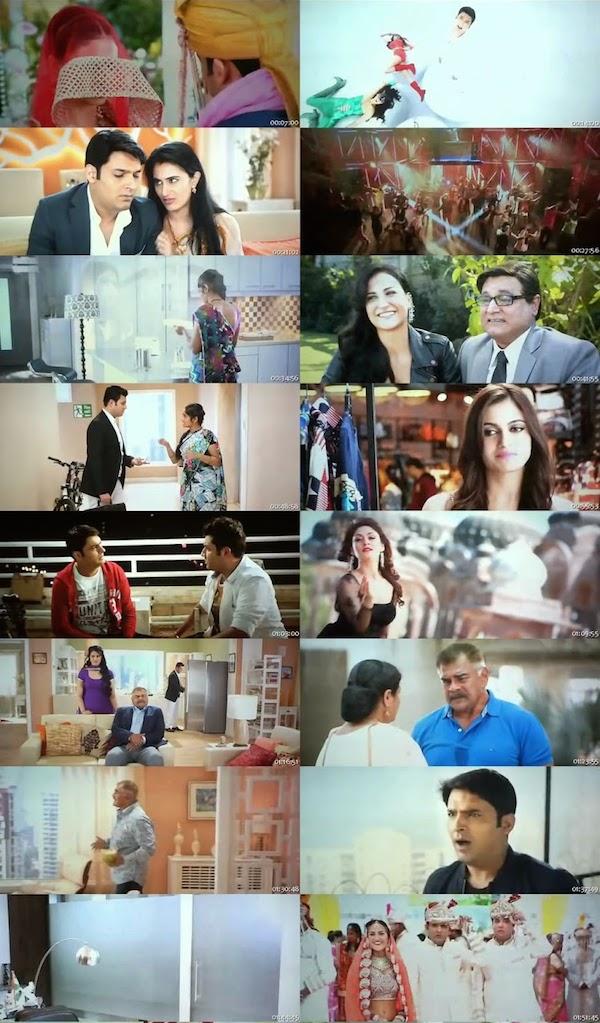 Kis Kisko Pyaar Karu 2015 Hindi DVDScr 400mb