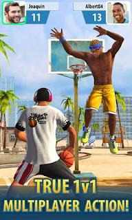 تحميل لعبة كرة السلة Basketball Star للاندرويد