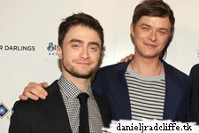 Updated: Daniel Radcliffe attends Kill Your Darlings LA premiere & after party