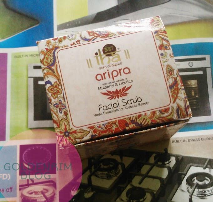 IHA Vedic Aripra scrub Review