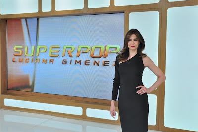 Luciana Gimenez - Crédito Foto: Fernanda Simão / Divulgação RedeTV!