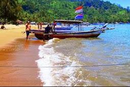 Pesona Wisata Alam Bungus, Wisata Alam Terindah di Teluk Kabung