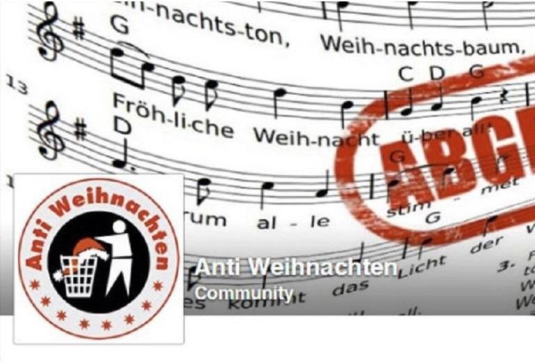 Altes und Neues von Bernd Nowack, Dessau: Anti-Weihnachten