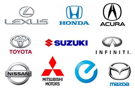 Nama Mobil Sedunia Nama Merek Mobil Jepang Daftar Dan Logo Jepang