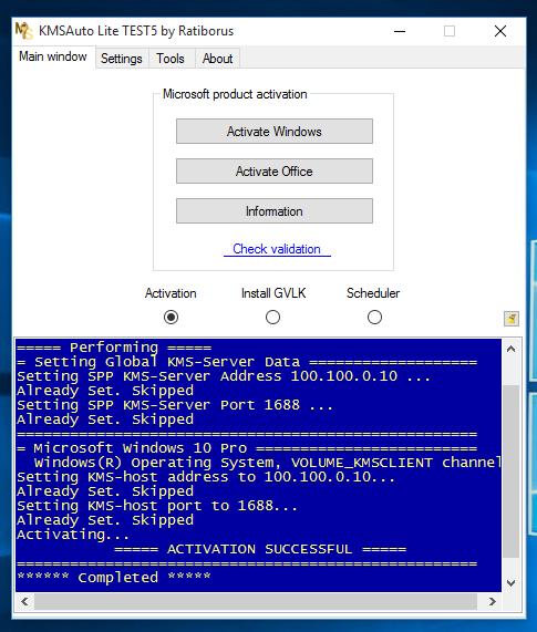 Cara aktivasi windows 10 build 10240 final permanent 3 klik tombol active windows ccuart Images