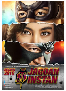 Download Film Jagoan Instan (2016) BluRay Ganool Movie