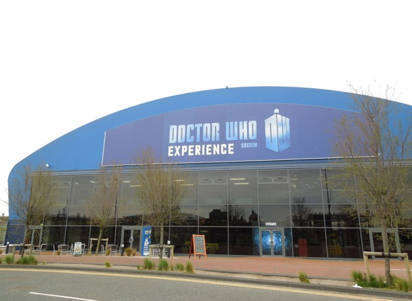 Doctor Who Experience Cardiff Bay Wales