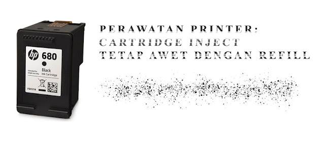 Tips: Perawatan cartridge inject printer