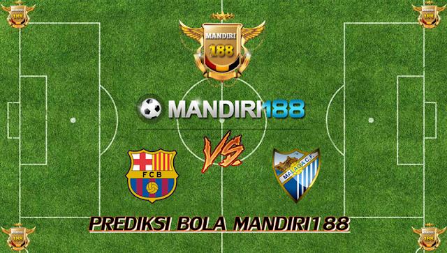 AGEN BOLA - Prediksi Barcelona vs Malaga 22 Oktober 2017