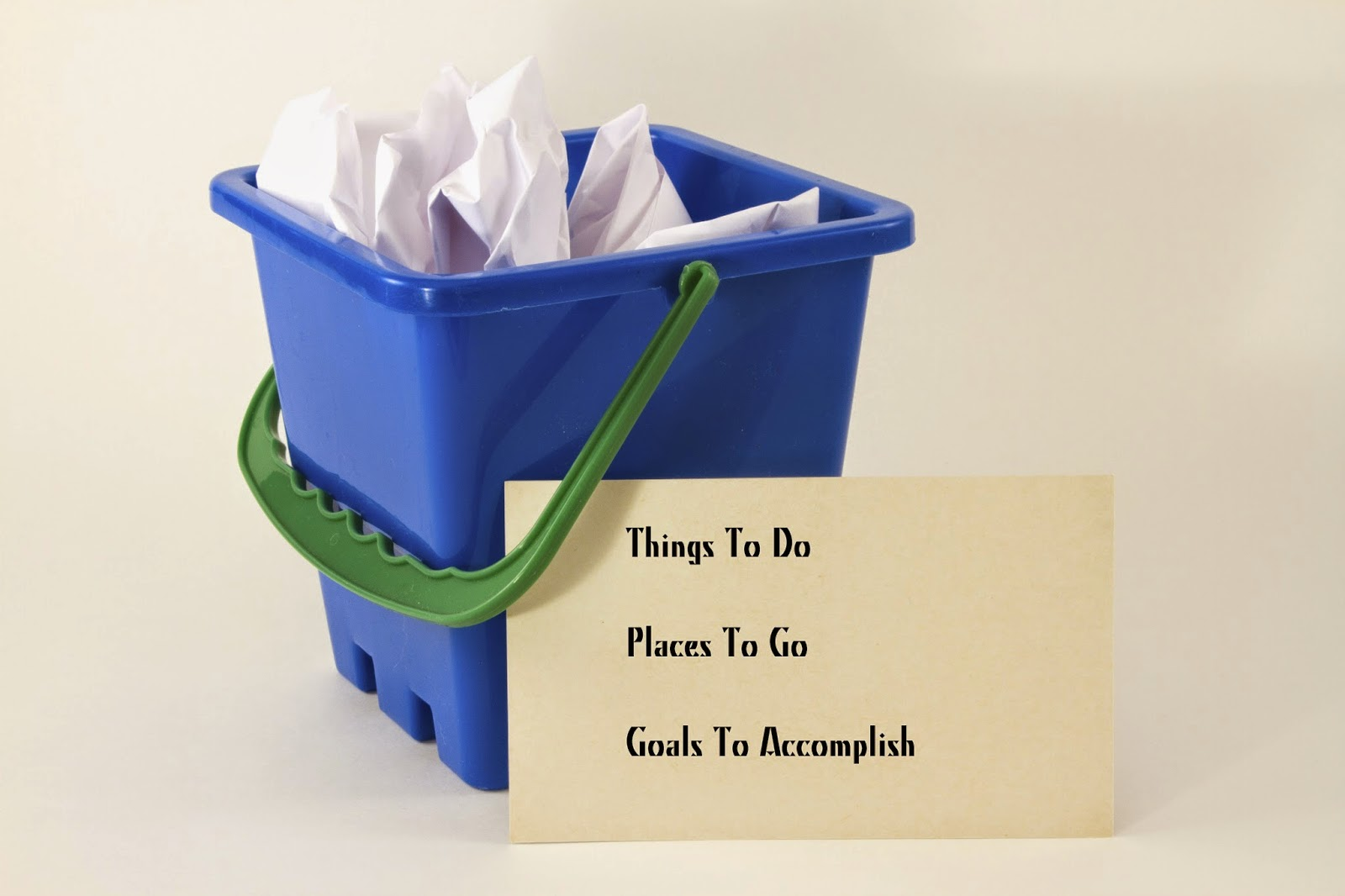 Why it is Good to Create a Bucket List via www.productreviewmom.com