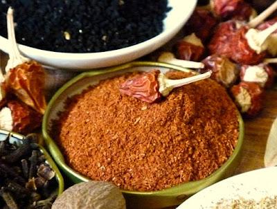 Ägyptische Gewürze Chili