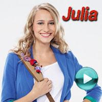 """Julia - naciśnij play, aby otworzyć stronę z odcinkami serialu """"Julia"""" (odcinki online za darmo)"""