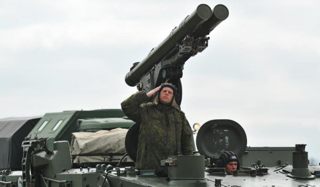 Новое галлюцинногенное оружие России напугало Запад