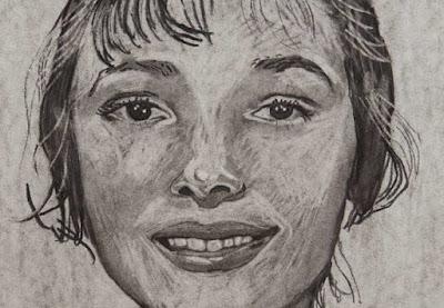 Как рисовать черты лица