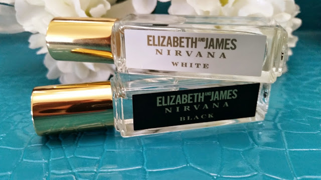 Elizabeth and James Nirvana White and Black
