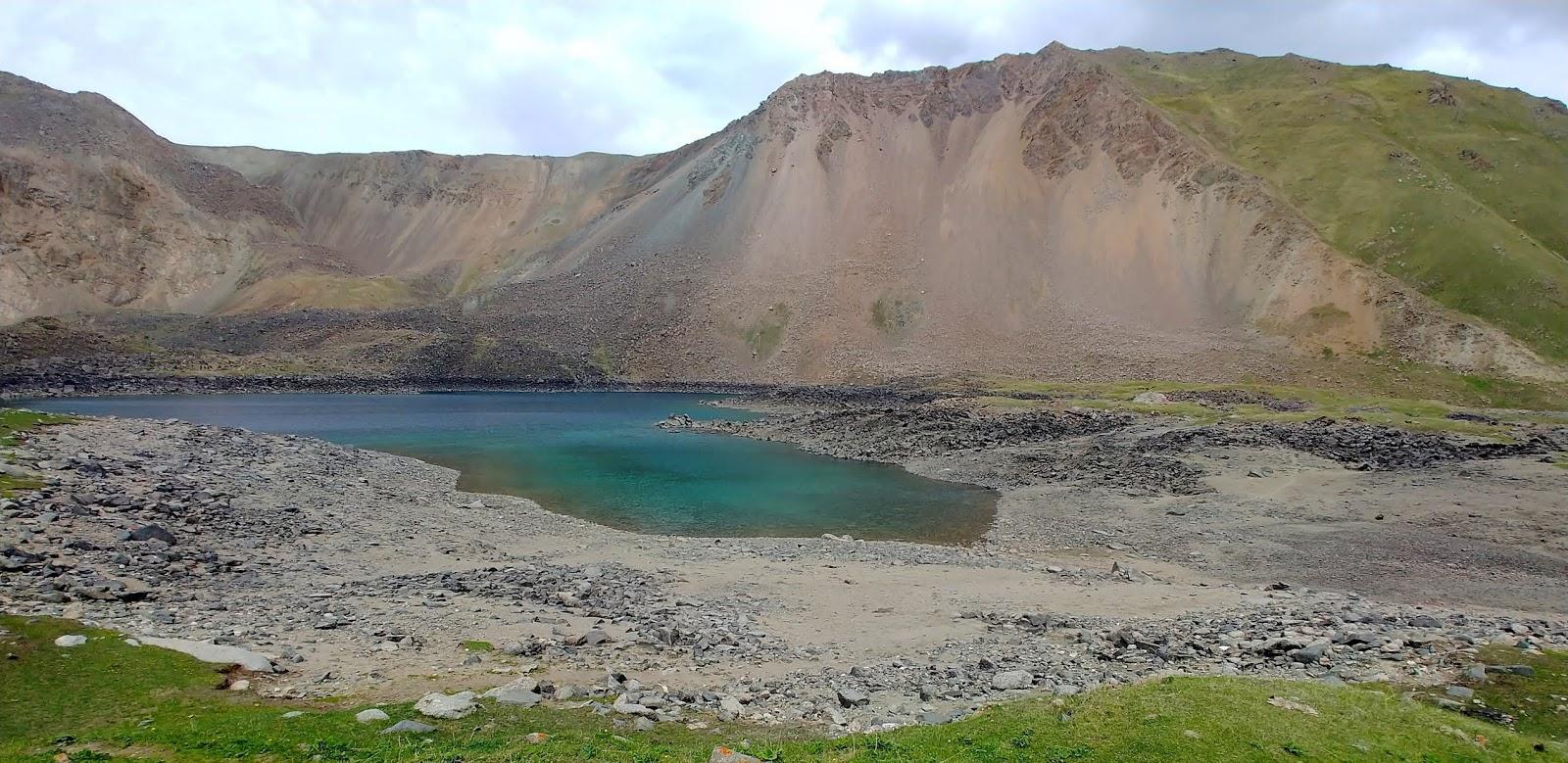 Konno do jeziora Kol Ukok – nocleg w jurcie na 3000m n.p.m.
