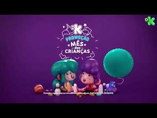 """Promoção """"Mês Das Crianças Discovery Kids"""""""
