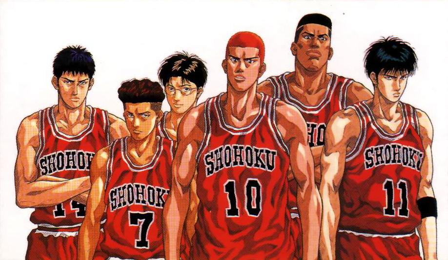 Best basketball anime   anime-planet.