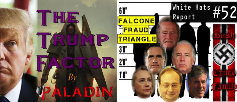 Dr. Michael Herzog, George Bush, Hillay, Bill, Clinton, Josef Ackermann, Mitt Romeny, Joe Biden, Edward Falcone, Fraud, Theft, MTN, Trading, White Hats Report, Donald Trump,