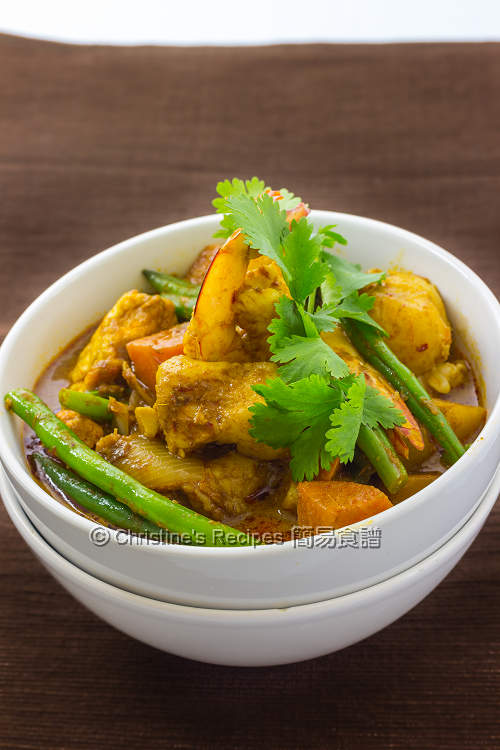 Malaysian Curry Fish01