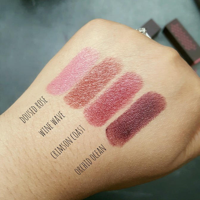 9d7c6f692640 Burt s Bees - 2017 New Shades   Flavors Review and Swatches ...