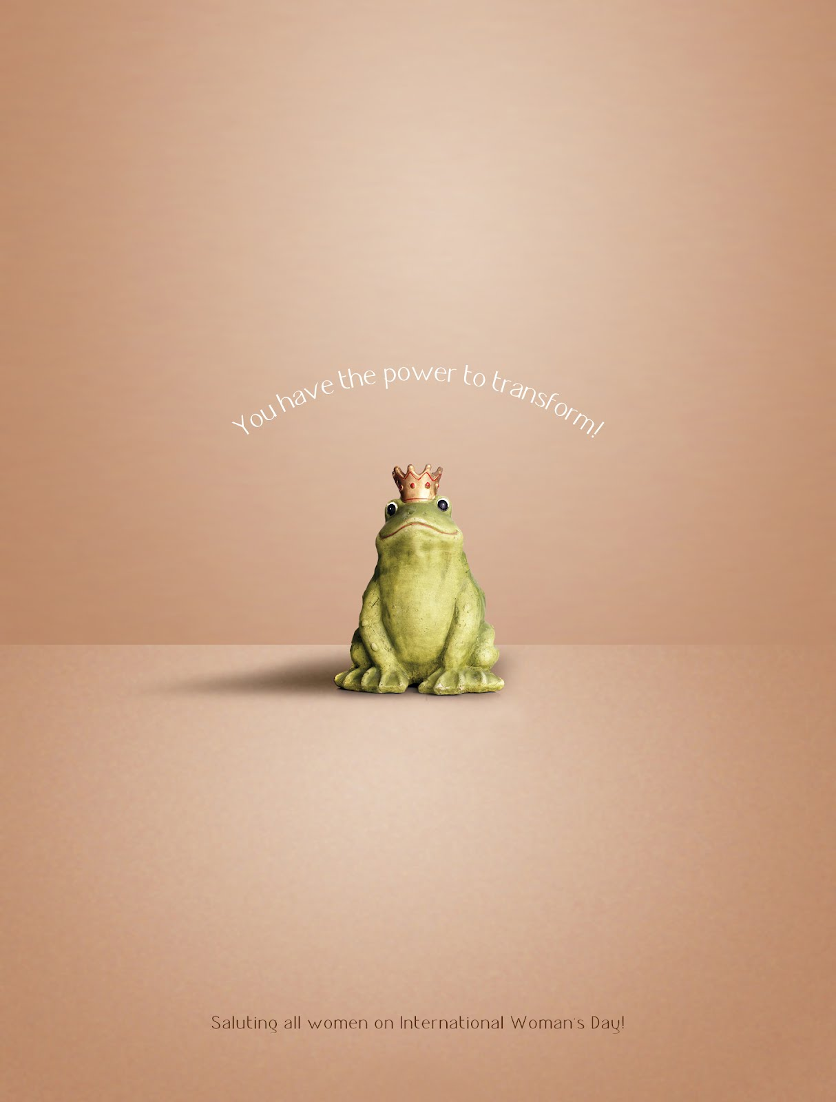 25 most creative womens day advertisements 1 design per day