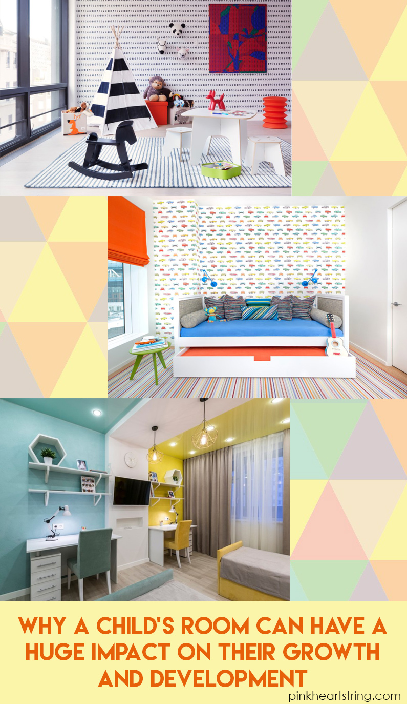 Why a Child's Room Can Have a Huge Impact on Their Growth and Development