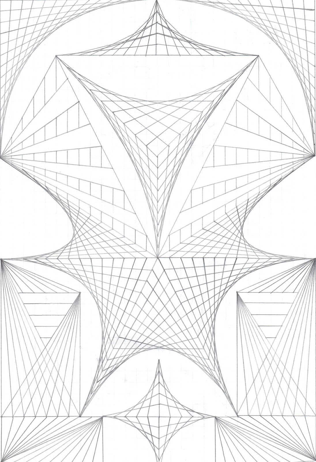 Easy Graph Paper Drawing | www.imgkid.com - The Image Kid ...