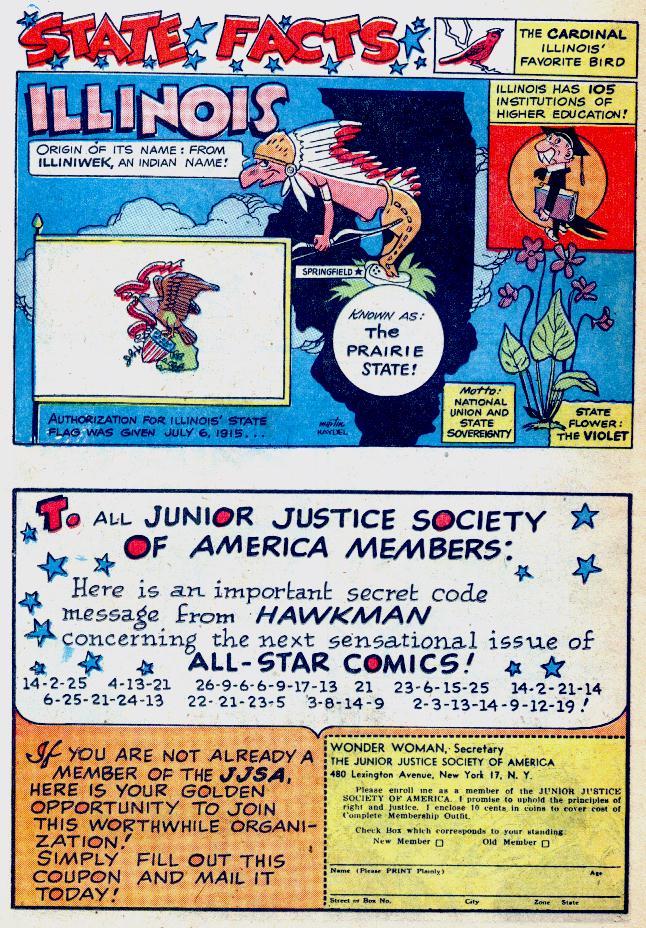 Read online All-Star Comics comic -  Issue #52 - 37