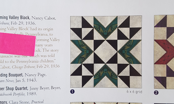 Wyoming Valley quilt block | DevotedQuilter.com