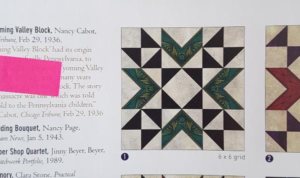 Wyoming Valley quilt block   DevotedQuilter.com