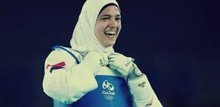أولمبياد ريو 2016: هداية ملاك تهدي مصر الميدالية البرونزيه الثالثة بلعبة التايكوندو في ريو 2016 وانتصار كبير للمصريين وكل العرب