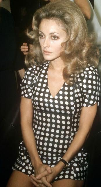 Sharon Tate cabelo