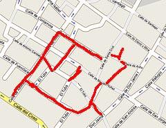 Calles Tomadas Zaragoza 02 Mapas
