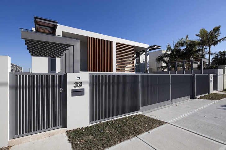 Modern Gate And Fence Designs For Homes – Sim Home