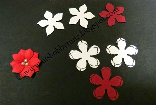 how to make handmade paper flower step by step tutorial