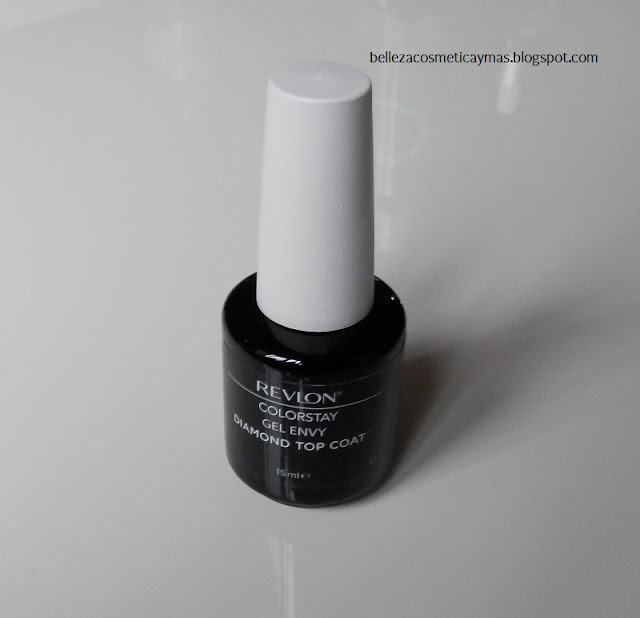 Diamond Top Coat Colorstay Gel Envy de Revlon