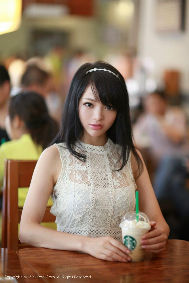 litu 100 archives: Beautiful Chinese girl AngelaLee Li ling [ Xiuren No.038 ]