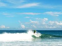 Pesona Keindahan Pantai Ujung Genteng Jawa Barat