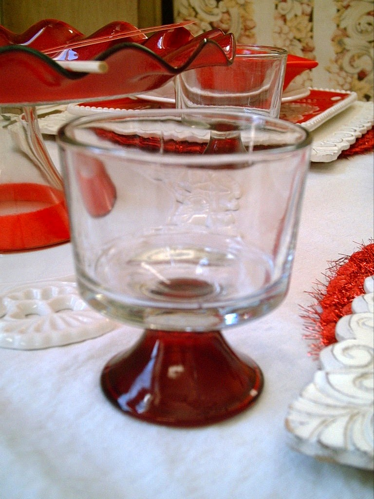 Candlelight Supper Hot Lips Valentine S Tablescape