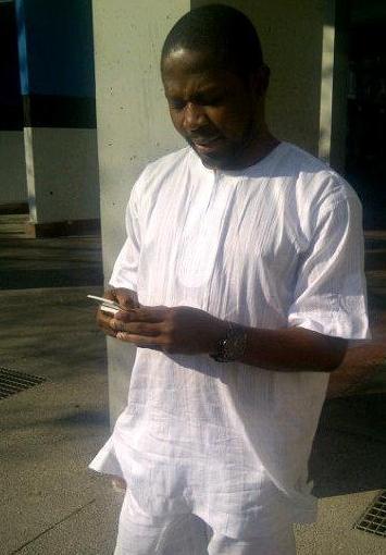 lowo oyediran father dead